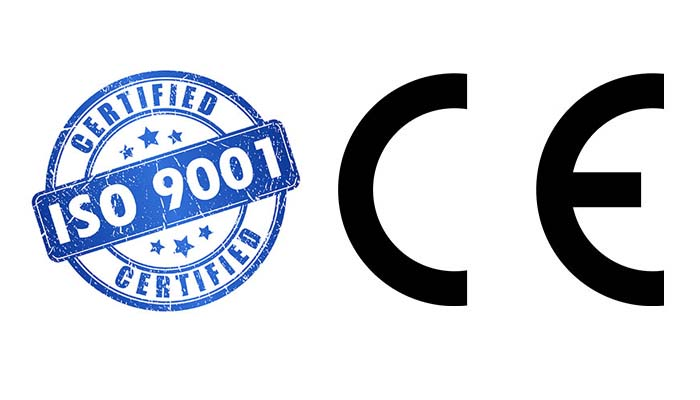 CE-ISO9001